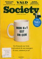 Society  Magazine Issue 16