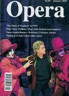 Opera Magazine Issue JAN 20