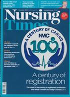 Nursing Times Magazine Issue DEC 19