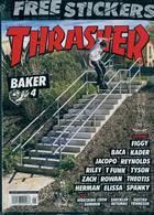 Thrasher Magazine Issue JAN 20