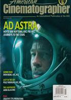 American Cinematographer Magazine Issue NOV 19