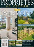 Proprietes Le Figaro  Magazine Issue NO 181