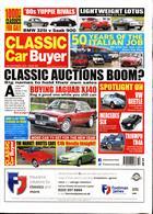 Classic Car Buyer Magazine Issue 11/12/2019