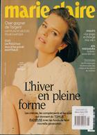 Marie Claire French Magazine Issue NO 808