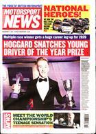 Motorsport News Magazine Issue 11/12/2019