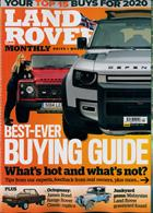 Land Rover Monthly Magazine Issue WINTER