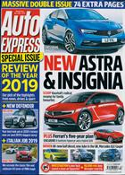 Auto Express Specials Magazine Issue 11/12/2019