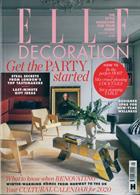 Elle Decoration Magazine Issue JAN 20