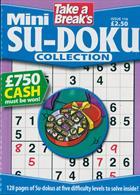 Tab Mini Sudoku Collection Magazine Issue NO 110