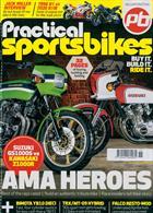 Practical Sportsbikes Magazine Issue JAN 20