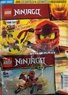 Lego Giant Series Magazine Issue LGG2