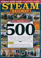 Steam Railway Magazine Issue NO 500