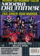 Modern Drummer Magazine Issue JAN 20