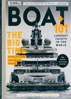 Boat International Magazine Issue JAN 20