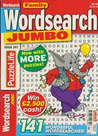 Family Wordsearch Jumbo Magazine Issue NO 297