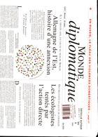 Le Monde Diplomatique Magazine Issue NO 788