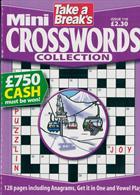 Tab Mini Crossword Coll Magazine Issue NO 110