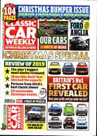 Classic Car Weekly Magazine Issue 11/12/2019