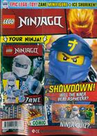 Lego Ninjago Magazine Issue NO 57
