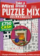 Tab Mini Puzzle Mix Coll Magazine Issue NO 110