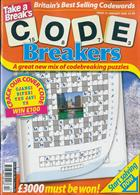 Take A Break Codebreakers Magazine Issue NO 13