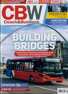 Coach And Bus Week Magazine Issue NO 1423