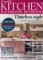 Essential Kitchen Bath & Bed Magazine Issue JAN 20