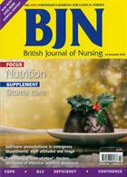 British Journal Of Nursing Magazine Issue VOL28/22
