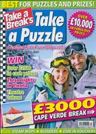 Take A Break Take A Puzzle Magazine Issue NO 13