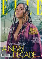 Elle Travel Edition Magazine Issue JAN 20