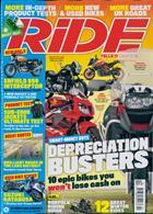 Ride Magazine Issue FEB 20