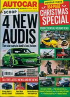 Autocar Magazine Issue 11/12/2019