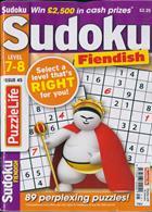 Puzzlelife Sudoku L7&8 Magazine Issue NO 45