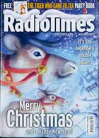 Radio Times London Edition Magazine Issue XMAS 19