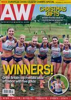 Athletics Weekly Magazine Issue 12/12/2019