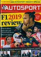 Autosport Magazine Issue 12/12/2019