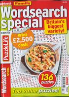 Family Wordsearch Special Magazine Issue NO 52