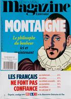 Le Magazine Litteraire  Magazine Issue 23