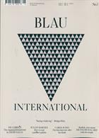 Blau Magazine Issue NO 1