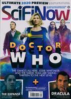 Sci Fi Now Magazine Issue NO 166