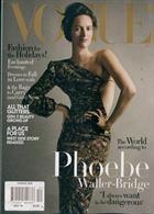 Vogue Usa Magazine Issue DEC 19