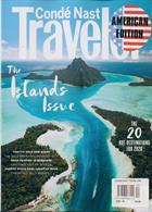 Conde Nast Traveller Usa Magazine Issue DEC 19