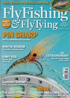 Fly Fishing & Fly Tying Magazine Issue JAN 20