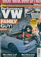 Performance Vw Magazine Issue JAN 20