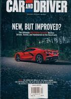 Car & Driver (Usa)  Magazine Issue DEC 19
