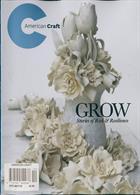 American Craft Magazine Issue DEC-JAN