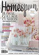 Homespun Magazine Issue OCT/NOV19