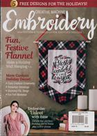 Creative Machine Embroidery Magazine Issue 04