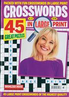 Crosswords In Large Print Magazine Issue NO 37