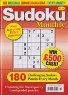 Sudoku Monthly Magazine Issue NO 180
